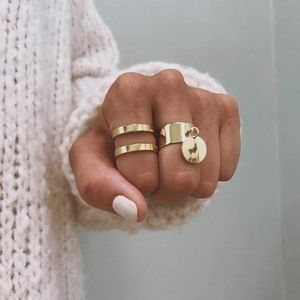 Jewelry - Stackable knuckle rings